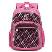 Children's school bag girl primary school backpack kindergarten boy student bag