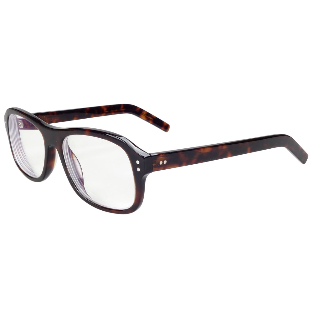 Image 2 - Kingsman The Golden Circle Eyeglasses Frames with Anti reflective lens computer glasses-in Men's Eyewear Frames from Apparel Accessories