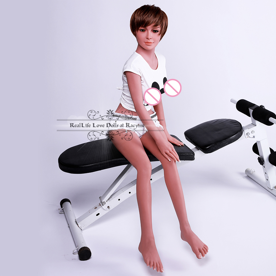 148cm Real Silicone Lifelike font b Sex b font font b Doll b font with Skeleton