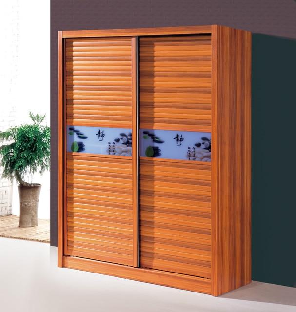 Persiana puerta corredera armario dormitorio dsign barato for Armario dormitorio adulto puerta corredera