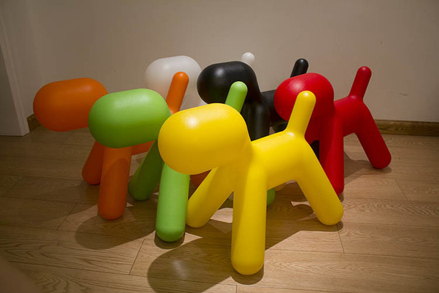 children game stool white black red green yellow ect color free shipping