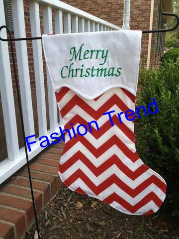 Perfect 200pcs/lot Free Shipping Stocking Christmas Garden Flag For Stock Outdoor  Christmas Decoration Monogram Christmas Garden Flag