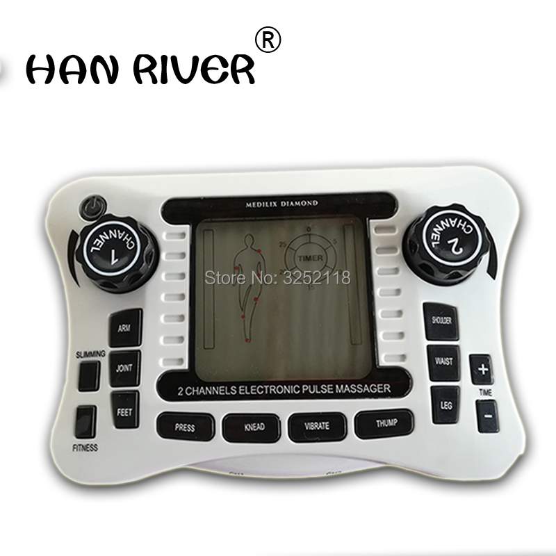 Dual channel pain relief nerve muscle tens electro stimulator body therapy massager physiotherapy apparatus foot massage slipperDual channel pain relief nerve muscle tens electro stimulator body therapy massager physiotherapy apparatus foot massage slipper