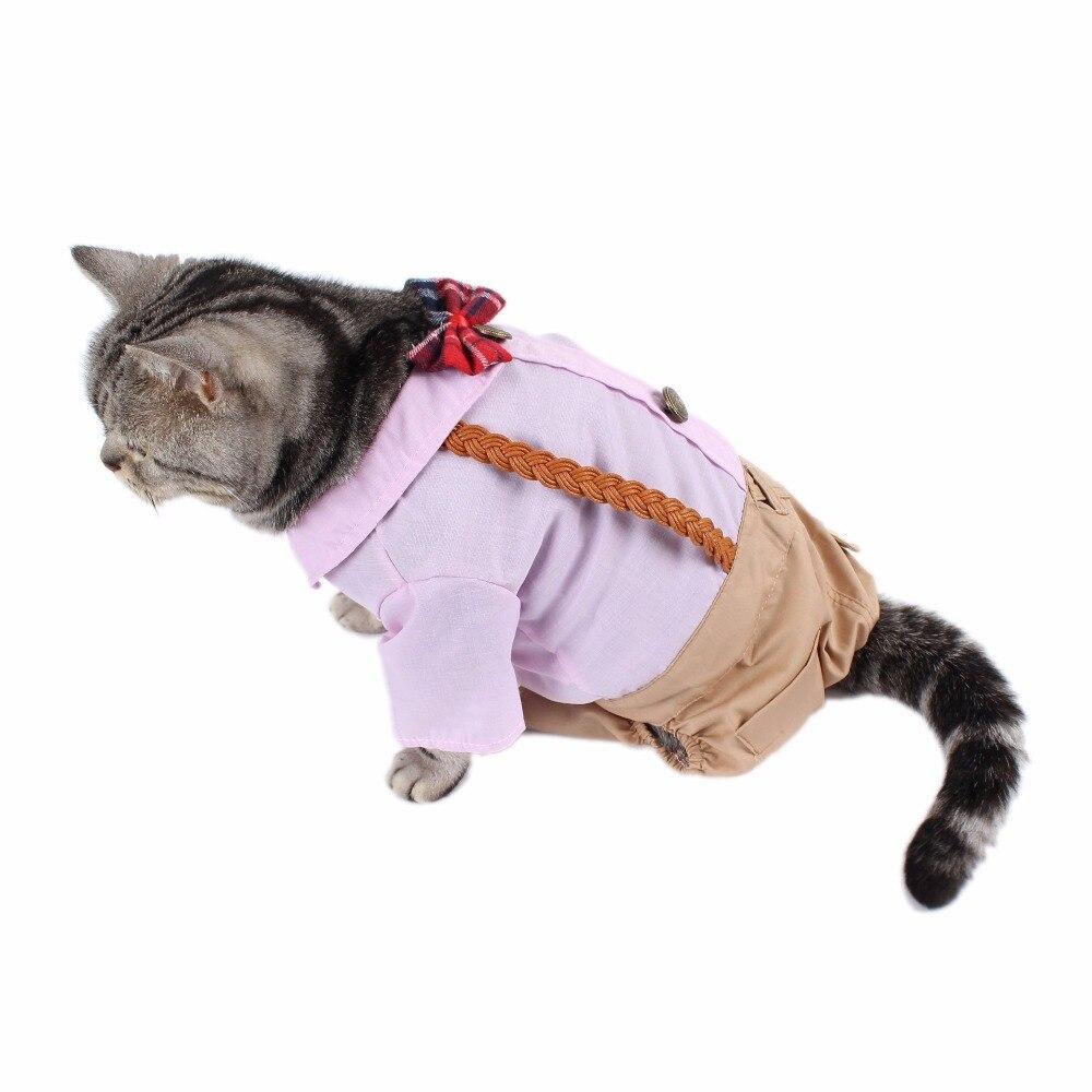 இPipifren Perros mono Monos traje Retro Ropa para mascotas ...