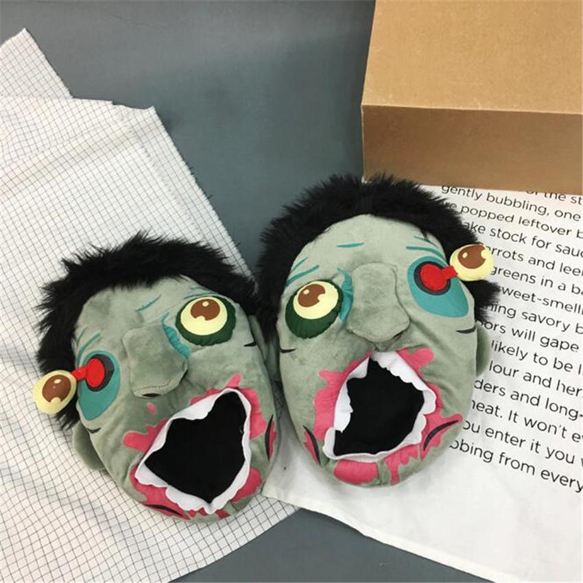 Тапочки Зомби Ходячие мертвецы