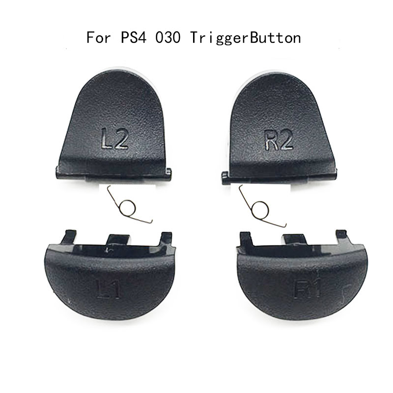 20Sets Replacement JDS 030 JDM-030 For Playstation 4 Controller L2 R2 L1 R1 Springs For PS4 Trigger Button