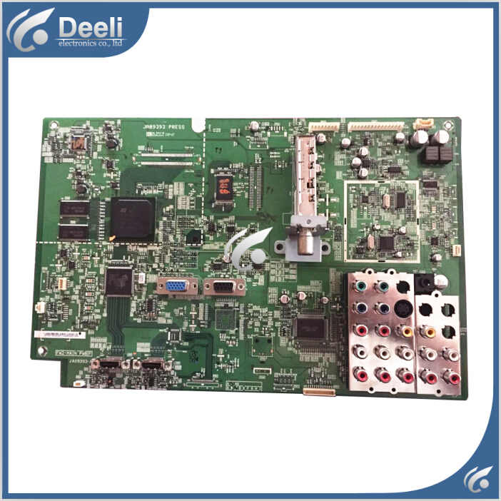 original 95% new used for board P50A101C P50A101CM motherboard JA09393-A JA09392 JP59143 good Working 50 inch