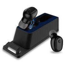 TWS 5.0 Bluetooth Stereo Headset Wireless IPX7 Waterproof 500mAh Power Bank LED Smart Sports