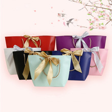 2019 customizing paper gift bags for wedding party paperboar