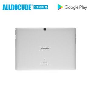 Image 5 - ALLDOCUBE X 10.5 Inch 2K 2560*1600 Super AMOLED Screen 6.9mm Ultra Slim Body Tablet PC Android 8.1 4GB RAM 64GB ROM Fingerprint