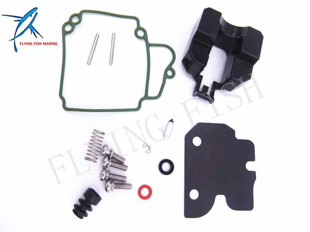 6BL-W0093-00 Boat Motor Carburetor Repair Kit for Yamaha 4-stroke 25hp outboard motors F25 T25 F25D F25L F25S T25LA