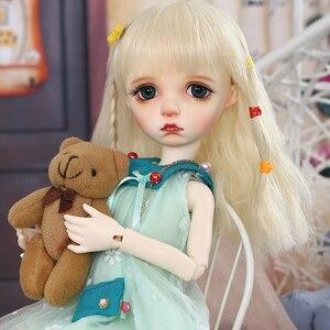 Image 5 - OUENEIFS Bambola BJD Colette aimd 3.0 YOSD Doll 1/6 Modello Del Corpo Delle Ragazze Ragazzi Bambola Negozio