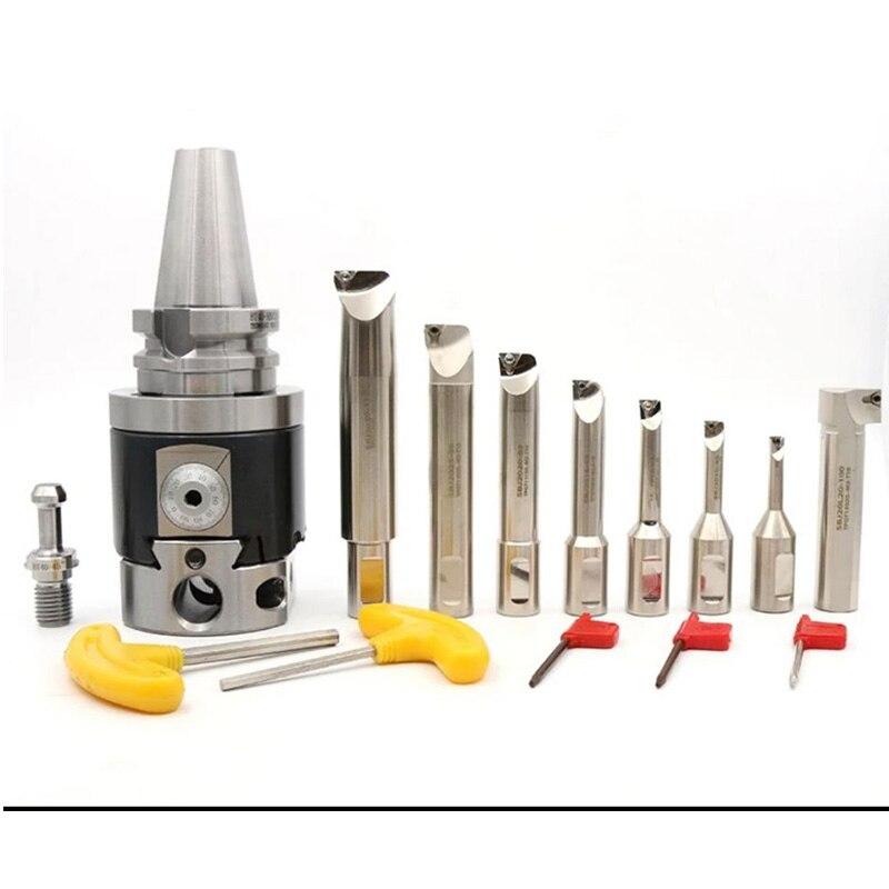 Высокая точность тонкой регулировки расточной головки CBH EWN CBH20 95 сверлильный инструмент - 2