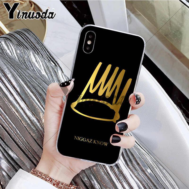 Yinuoda Dreamville J. COLE мягкий чехол для телефона Apple iPhone 8 7 6 6 S Plus X XS MAX 5 5S SE XR сотовые телефоны