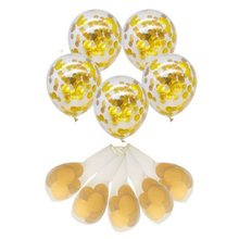 5Pcs Marble balloons for baby shower wedding birthday party decoration Backdrop Helium Balloons potobooth(China)
