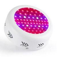 1PCS UFO 130W 150W 216W 300W Full Spectrum LED Grow Light Hydroponics Plants Vegetable Growth Lamp