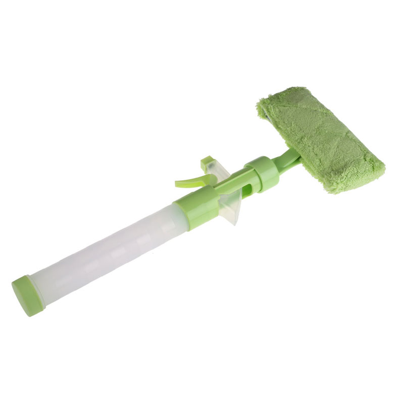 3 Modes Adjustment Handy Window Glass Wiper Car Windshield Cleaner Pipe Automobiles Cleaning Long Arm Brush with Spray