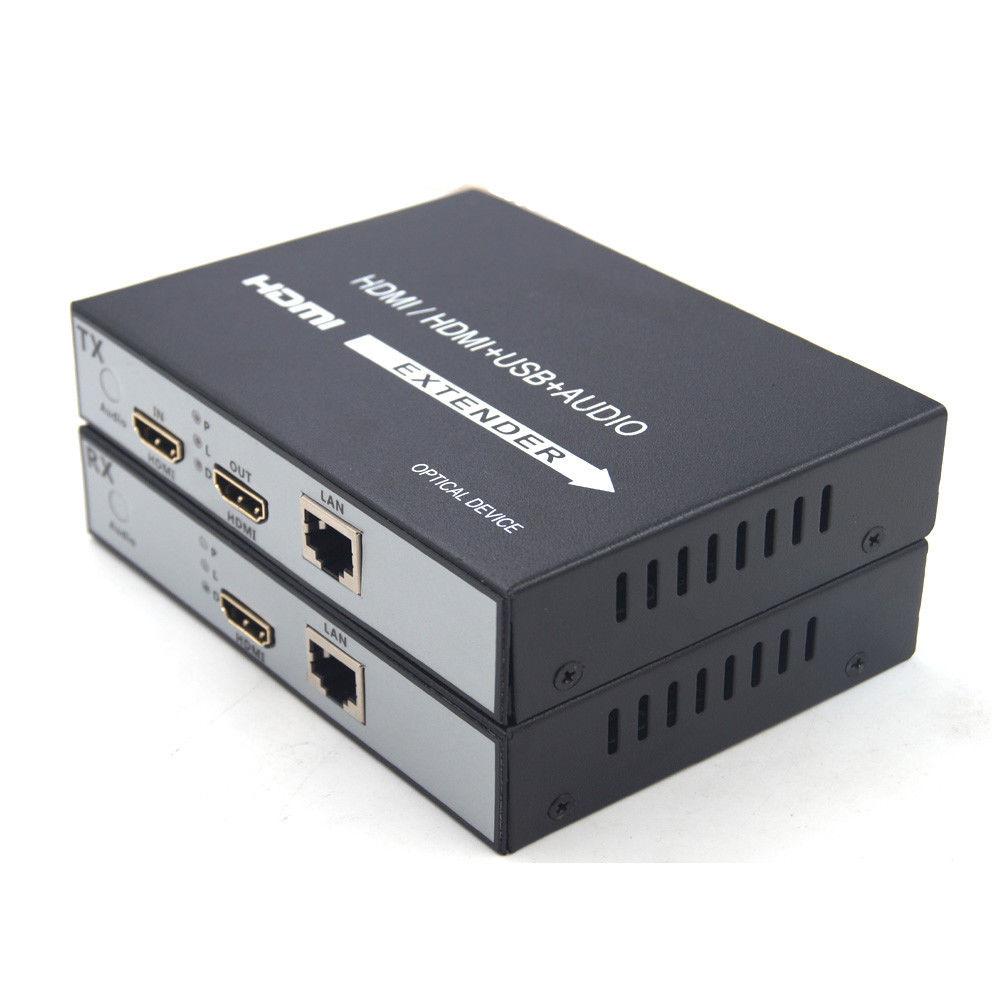 Jyttek HDMI Extender Transmitter Receiver 1080P HDMI AV signal over ethernet cable 100MJyttek HDMI Extender Transmitter Receiver 1080P HDMI AV signal over ethernet cable 100M