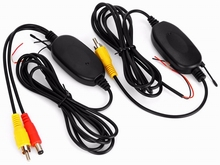 Ouchuangbo 12V 2.4G wirelss Module wireless transmitter for Car transmitter and receiver for rear camera