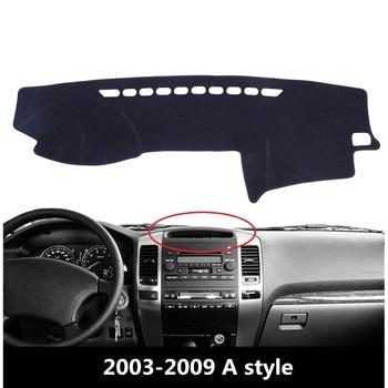 Voor Toyota Prado 120 2003 2004 2005 2006 2007 2008 2009 Instrument Console Shading Mat Accessoires