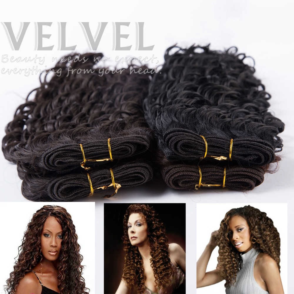 Curly synthetic weave picture more detailed picture about 1pc 1pcfree shipping premium now deep wave synthetic hair extension curly synthetic weave 18 pmusecretfo Choice Image
