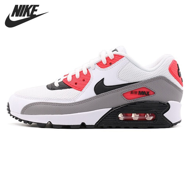 b35b4e48b09d2 Original New Arrival 2018 NIKE AIR MAX 90 LE Women's Running Shoes Sneakers