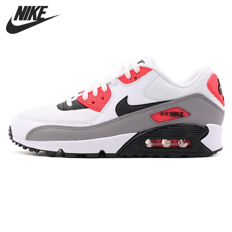 Original New Arrival NIKE AIR MAX 90 LE Women's  Running Shoes Sneakers