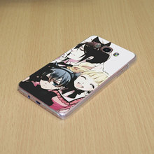 Anime Black Butler Style Case for Samsung Galaxy Prime