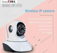 SmartYIBA 720 P Yoosee IP Açık Kamera Wifi Wifi Alarm Sistemi IOS Android APP Kontrolü kapalı Kamera Gece Görüş