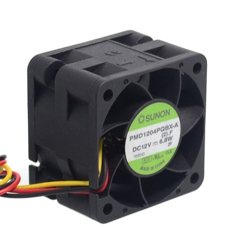 Sunon Maglev GM1204PQV1-8A DC 12V 2.8W 40x40x28mm 3 Pin Case//CPU Cooling Fan