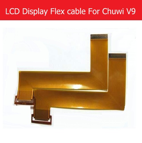 все цены на 100% Genuine LCD Panel Flex Cable For Chuwi V9 9.7