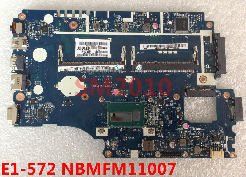 Acer Aspire E1-572 Intel Chipset Windows 8 X64