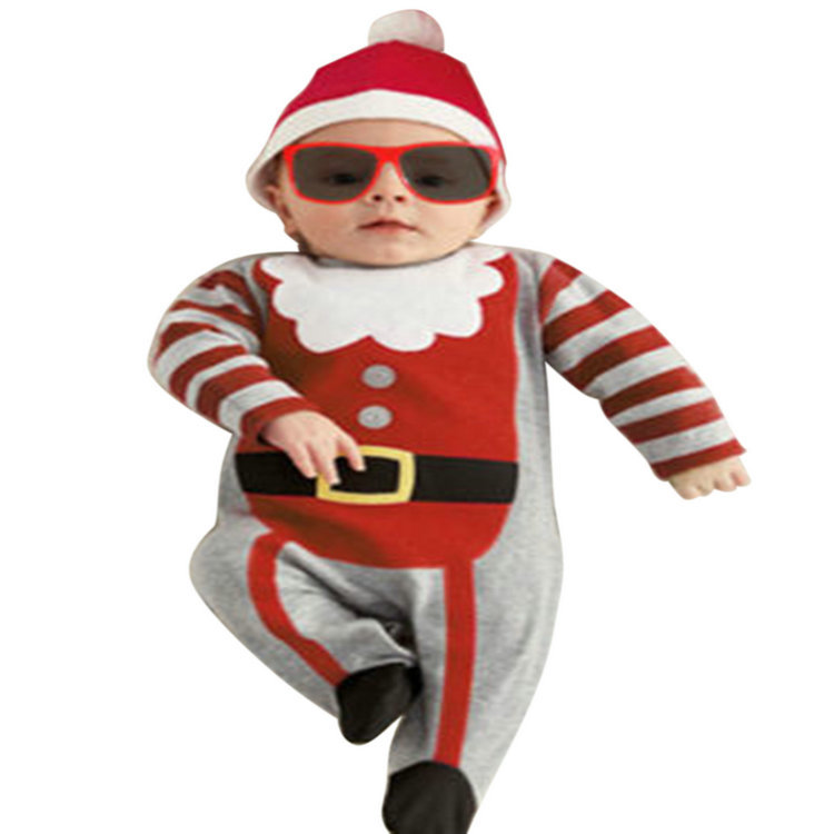 Cute Baby Christmas Pajamas Breeze Clothing