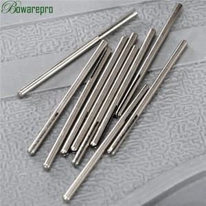 Image 2 - 10Pcs Shank Lungo Abrasivo Carta Vetrata Punto di Divisione Dritto Mandrini F/Dremel Rotary Adapter Strumento di 2.35 millimetri