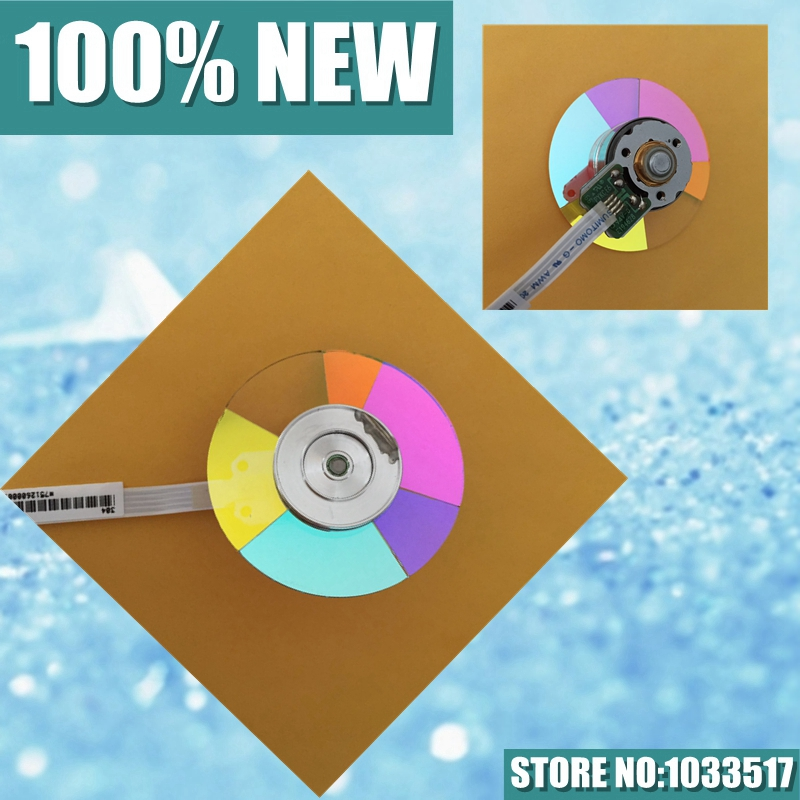 New Original Projector Color Wheel For ACER V12W V11W V10S X125H X115|Projector Accessories| |  - title=