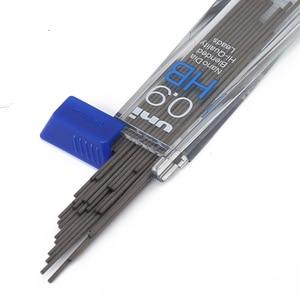 Image 2 - 6 Tubes Uni 202ND 0.3/0.5/0.7/0.9mm ołówek automatyczny wkłady rysunek specjalne przewody do szkoły i materiały biurowe