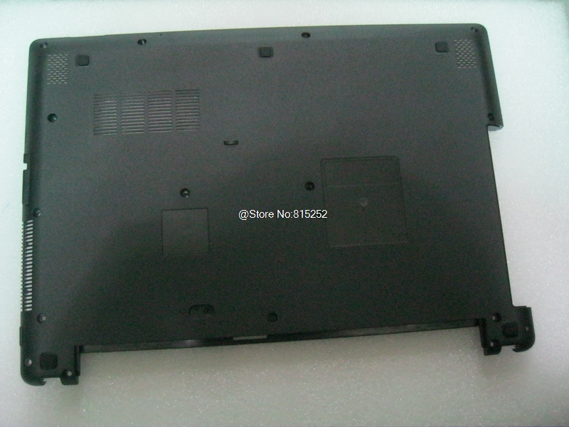 Laptop Bottom Case For Acer For Aspire E14 ES1-411 ES1-431 Black New and Original laptop case