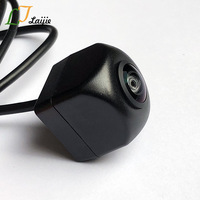 12V Fisheye Camera With 6 Meters Video Cable And Power Wires / HD Backup Rear View Parking Camera For Android Big Screen