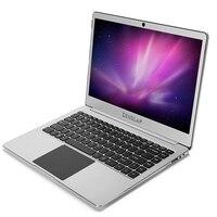 14 дюймов 6 ГБ Оперативная память 128 ГБ SSD 1920x1080 P FHD Wi Fi Bluetooth 4,0 Intel 4 ядра Процессор быстро выполняют Windows 10 сверхтонких металлических ноутбука