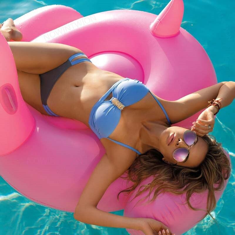 HTB1qcMuPMHqK1RjSZFgq6y7JXXa4 Plus Size Sexy Bikini 2020 Push Up Bikini Set Pink Swimwear Women Micro Swimsuit Female Bandage Biquini Beach Party Two-Piece XL