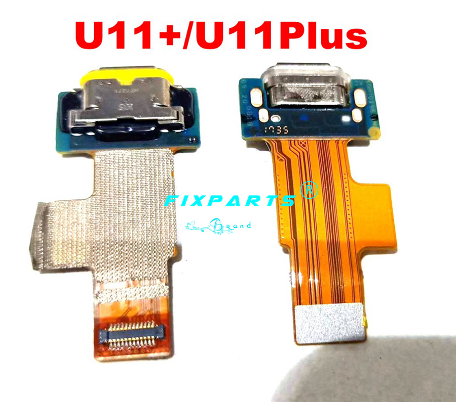 HTC U11 USB Charging Port For HTC U11 LifeEyes Charger Port Dock Plug Connector Board For HTC U11 Plus Charging Flex Cable (6)