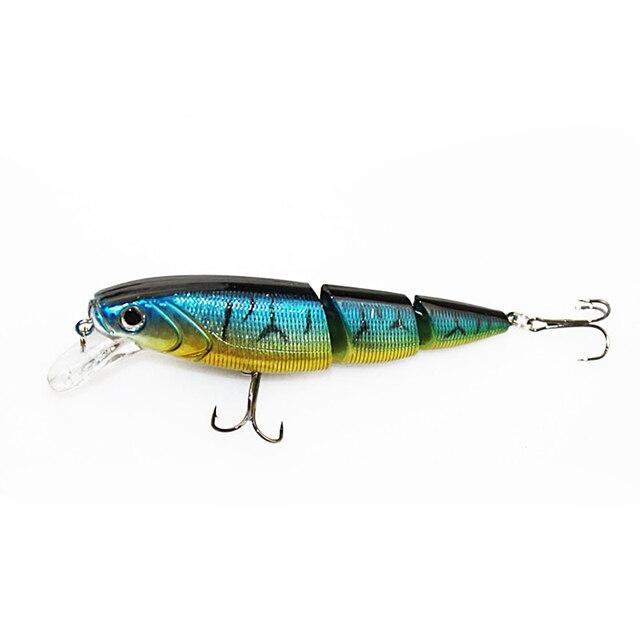 Amazing 1PCS Jointed Fishing lure 10.5CM/15G Fishing Lures cb5feb1b7314637725a2e7: 001|002|003|004|005|006|007|008|009|010|011|012|013