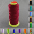 300m/roll 0.8mm Colorful Upscale Machine Embroidery Nylon Sewing Thread Cord Rolls for DIY Jewelry Accessories