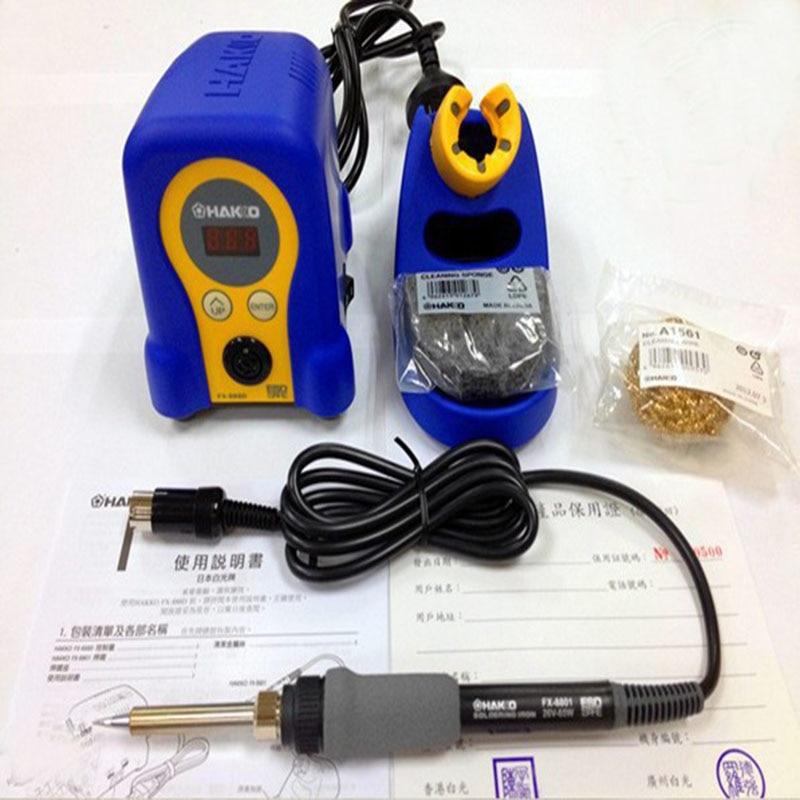 HAKKO 70W High FX Digital Station Adjustable Quality Soldering 888D ESD Temperature