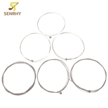 Hot !! Best Price 6pcs/set For Acoustic Electric Guitar 229mm Electric Steel Guitar Strings 150XL Gauge Replacement
