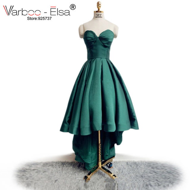 Vestidos de niрів±a color verde esmeralda