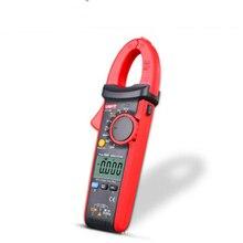 UNI-T AC DC Current Clamp Meter UT216A Clamp Meter True rms Auto Range Resistance Capacitance Test Clamp Multimeter Mini uni t ut213a true rms 400a digital clamp meter ac dc resistance capacitance frequency clamp digital multimeter
