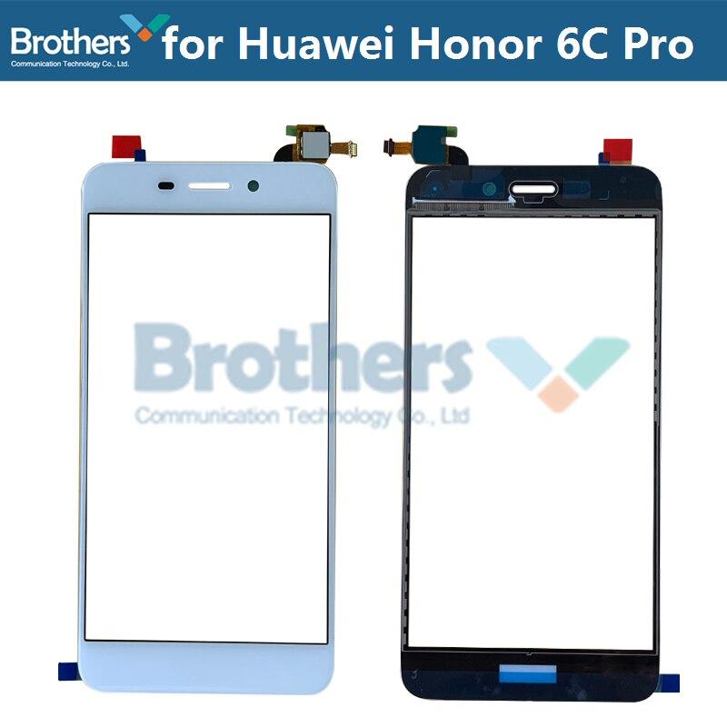 Touch Screen Digitizer For Huawei Honor 6C Pro Touch Panel For Honor 6C Pro JMM-L22 AL10 AL00 Sensor Touch Glass Lens Original
