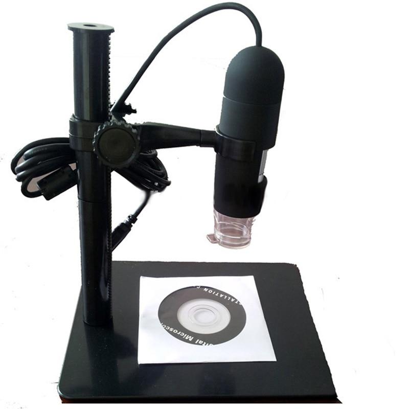 Новый 10-220X Микроскоп USB Цифровой Эндоскопа Отоскоп Камера с LED 5.0 Мегапикселей Windows2000/XP/Vista/Win7, Mac OS X 10.5