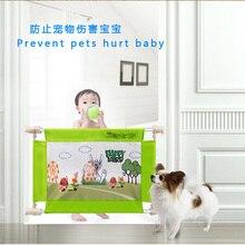 Porta da segurança do bebê cerca escada cercas para crianças